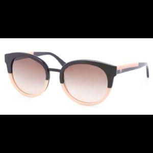 Tory Burch Two Toned Sunglasses